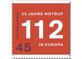 Briefmarke 112 Deutsche Post